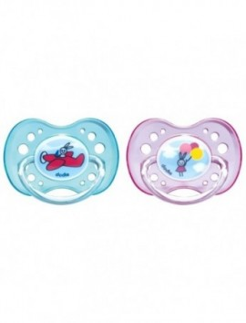 DODIE SUCETTE ANATOMIQUE SILICONE +18 MOIS N°42