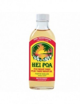 HEI POA PUR MONOI VANILLIER MULTI-USAGES 100Ml