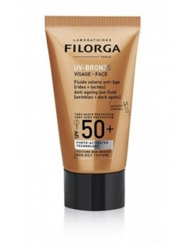 FILORGA UV BRONZE VISAGE SPF50+ 40ML