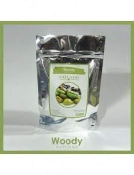 CAFE VERT WOODY NUTRITION 500G
