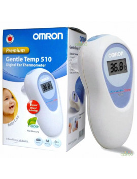 OMRON THERMOMETRE AURICULAIRE GENTLE TEMP 510