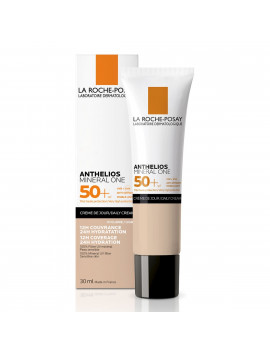 ROCHE POSAY ANTHELIOS MINERAL ONE LIGHT 01 SPF50+ 30ML